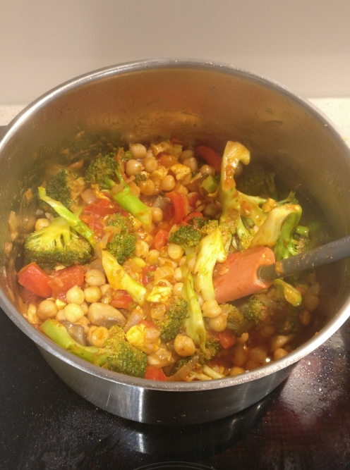 one pot curry